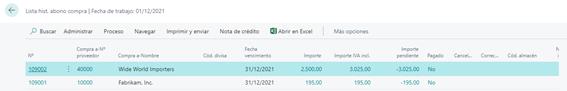 MU - 365 Easy Invoicing ES