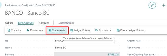 365 Enhanced Bank Reconciliation 27 EN