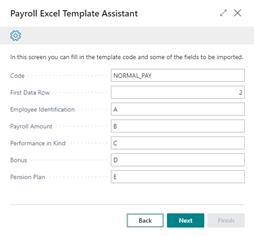 365 Payroll Importing 21 EN