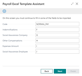365 Payroll Importing 22 EN