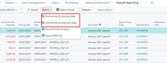 365 Payroll Importing 60 EN