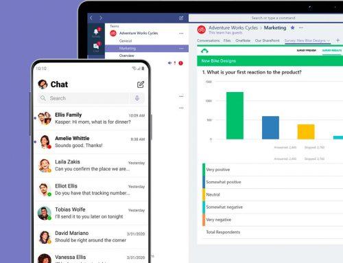 Integración Business Central con Microsoft Teams