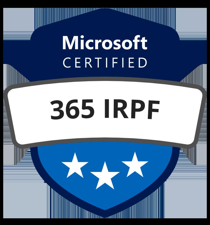 Extensión certificada por Microsoft
